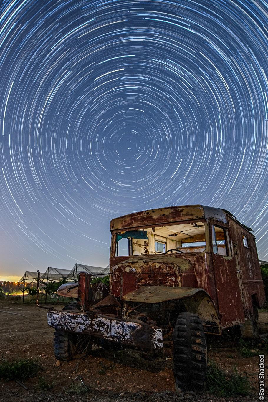 צילום מסלולי כוכבים