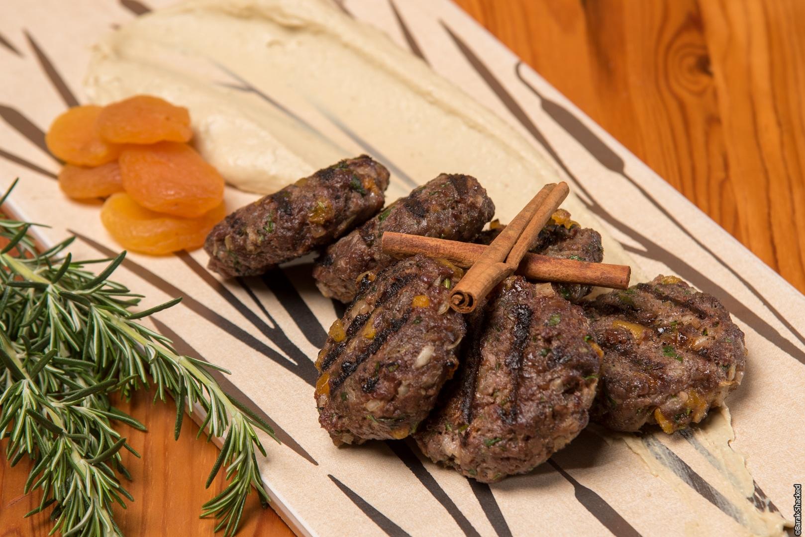 צילום מזון בשר